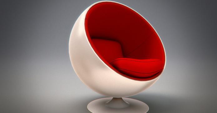 кресло яйцо своими руками
