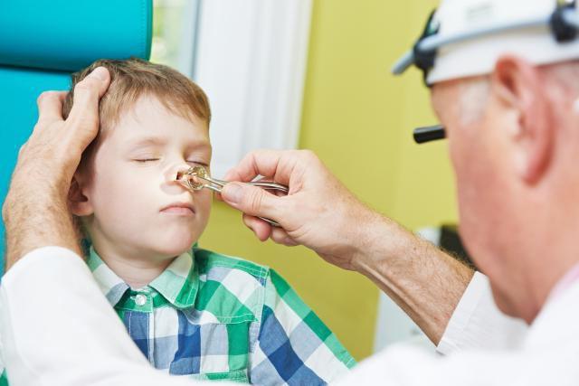 капли в нос антибиотики при гайморите название