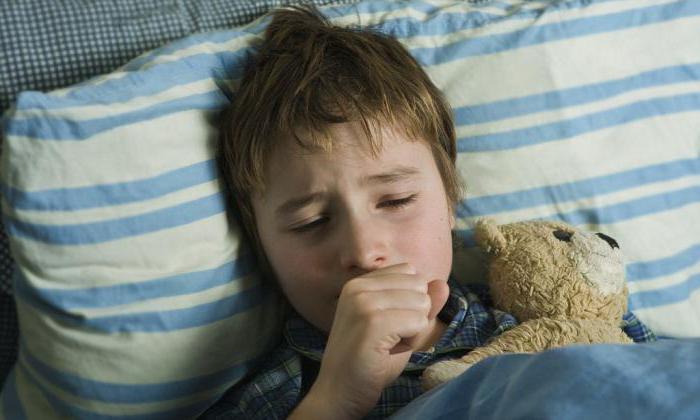 бронхоспазм у детей