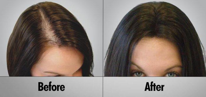 Маска для волос из соли для объема волос