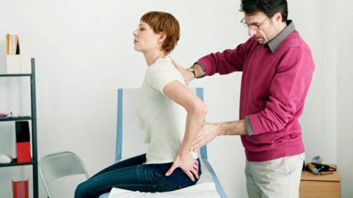 Боль в мышце правой лопатки