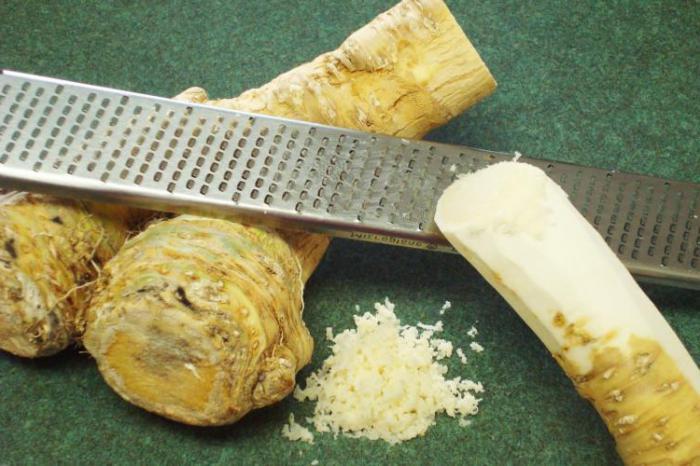 рецепт хрена тертого натурального в домашних условиях