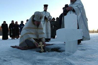 Традиции, обряды и ритуалы на Крещение