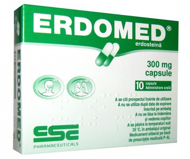 эрдомед 300 мг инструкция - фото 11