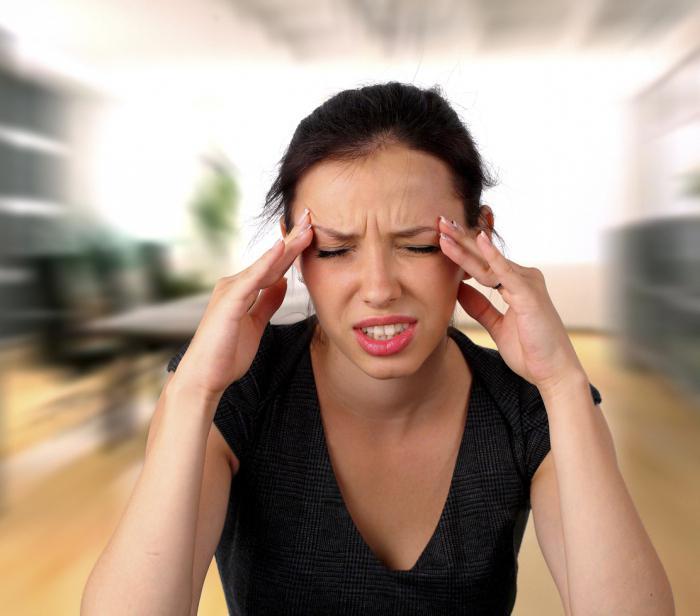 как снять напряжение в голове