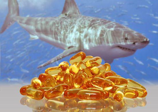 Акулий жир мазь для суставов
