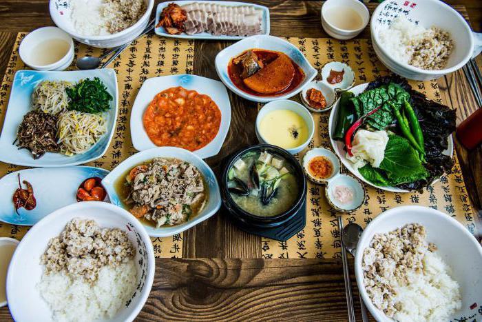корейская диета
