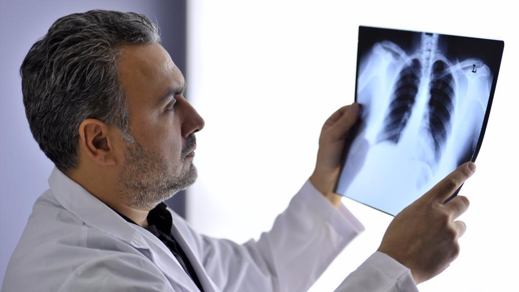 метод диагностики - рентген