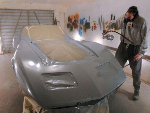 сколько стоит покрасить машину полностью
