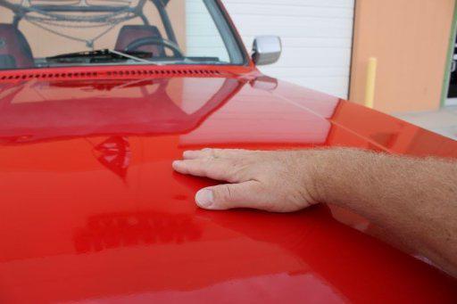 покрасить машину резиной