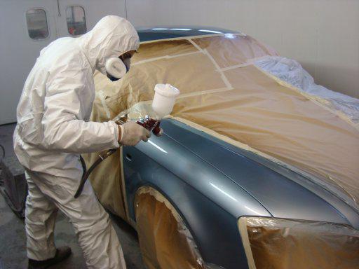 покрасить машину в матовый цвет