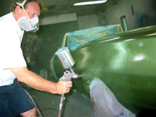покрасить машину жидкой резиной