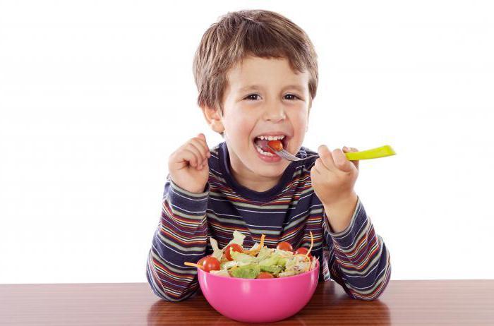 диета при энтеровирусе у детей