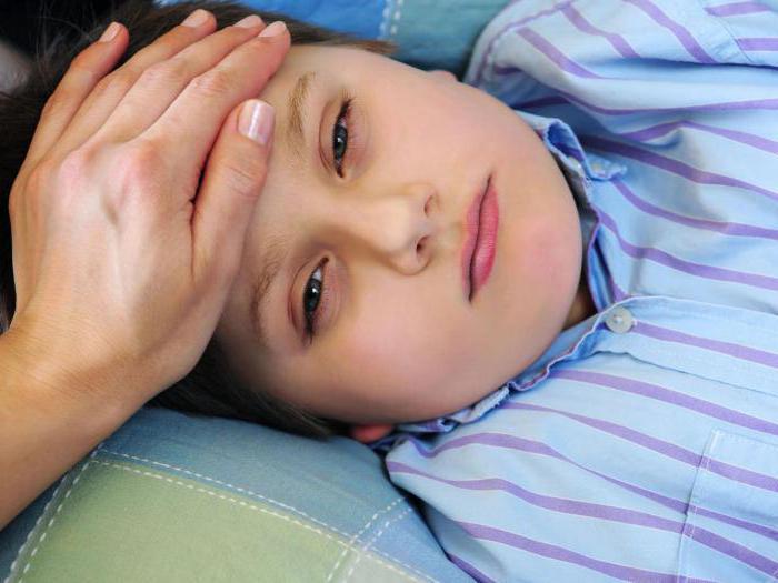 энтеровирус у детей симптомы фото