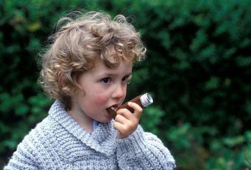 Аллергический дерматит у детей