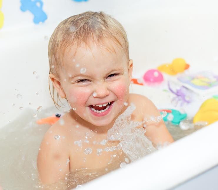 принятие ванны при нервном кашле