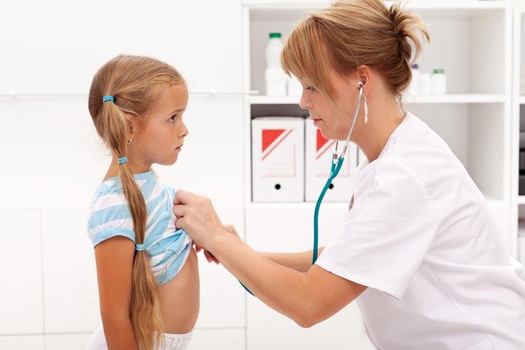 диагностика нервного кашля