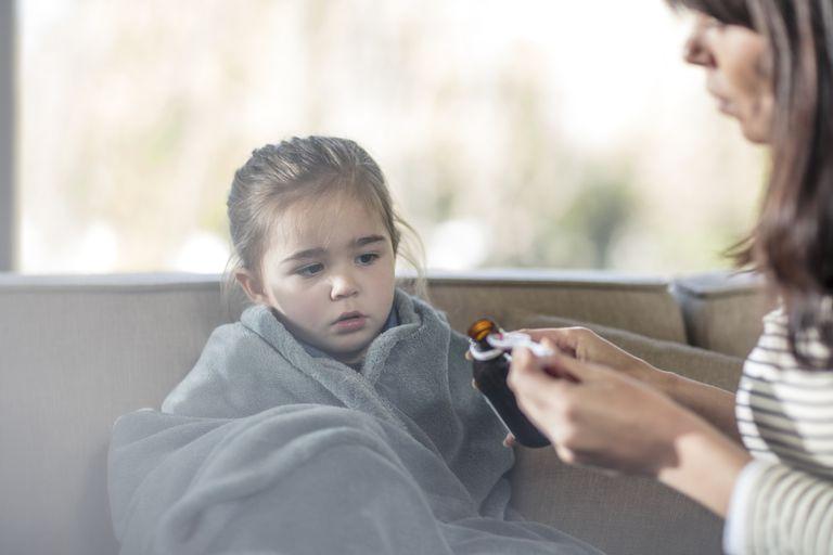 особенности нервного кашля у детей
