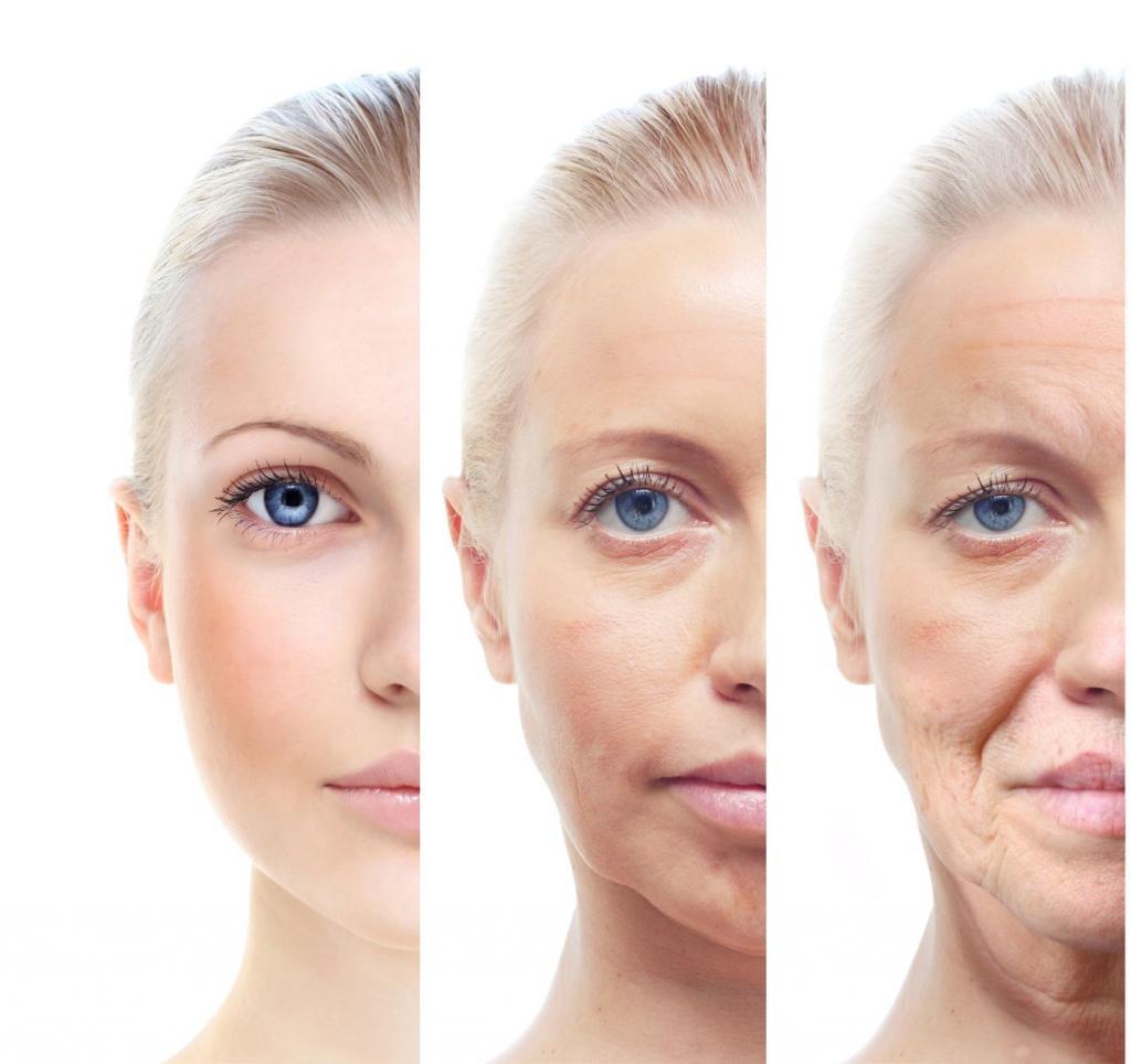 возрастные изменения