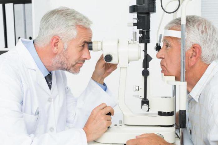 разрыв сетчатки глаза лечение