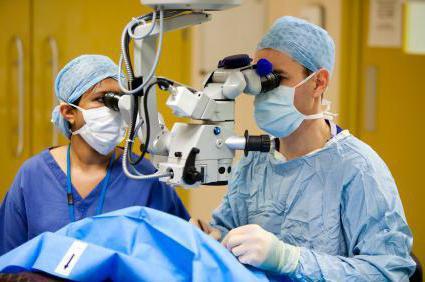 макулярный разрыв сетчатки глаза лечение