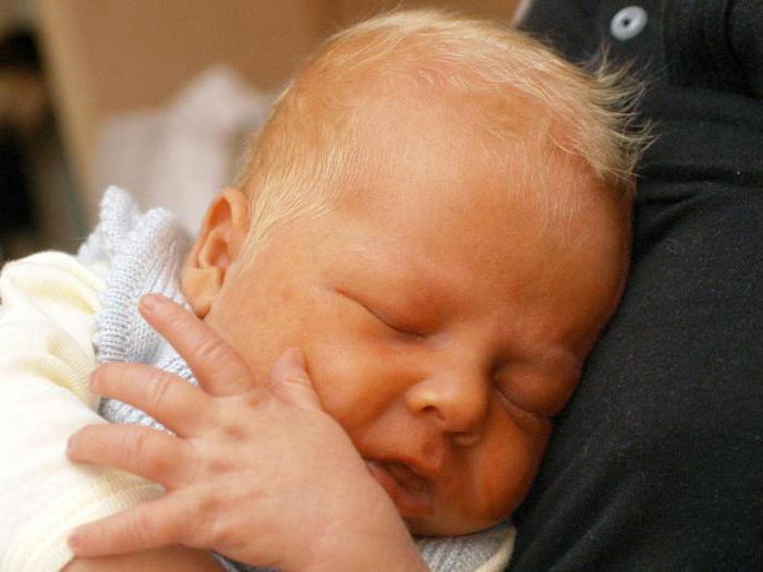 Желтуха у новорожденного комаровский