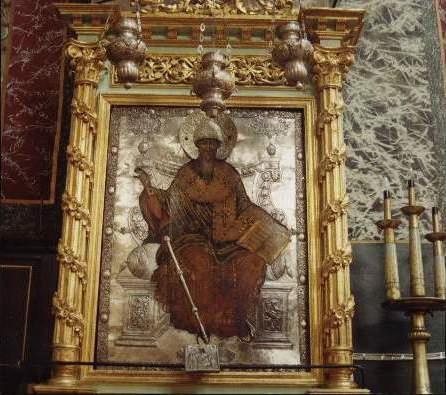 святые мощи спиридона тримифунтского