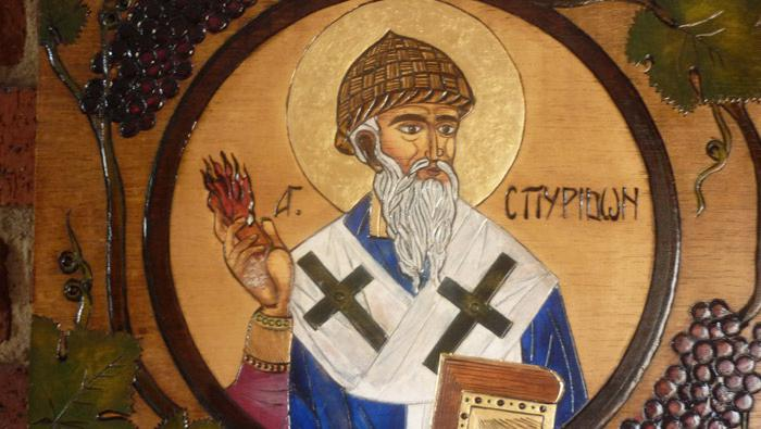 мощи святого спиридона тримифунтского в москве