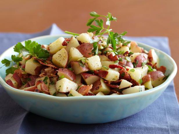 Картофельный салат Немецкий: рецепт, способ приготовления, состав и отзывы