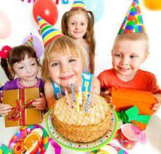 Как сделать день рождения ребенка 3 года