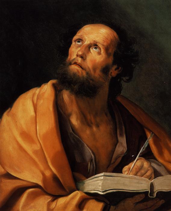 Апостол Лука: биография, икона и молитва