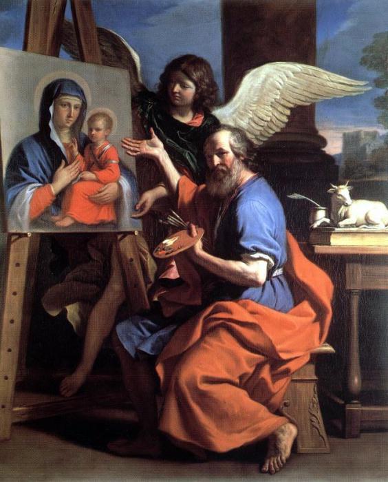 апостол лука биография