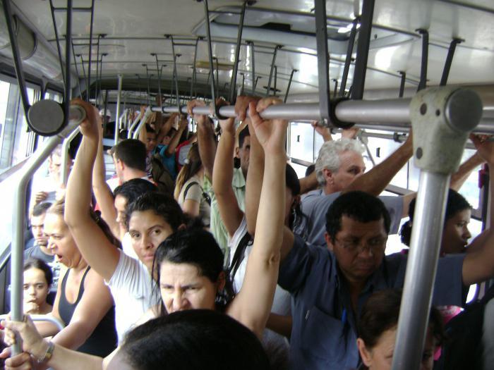 Сон: автобус, ехать в автобусе