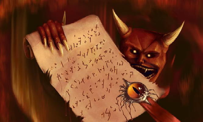 Как продают душу дьяволу? Можно ли продать душу дьяволу за желание?