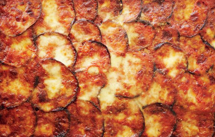 Курица с баклажанами и кабачками в духовке рецепт с фото