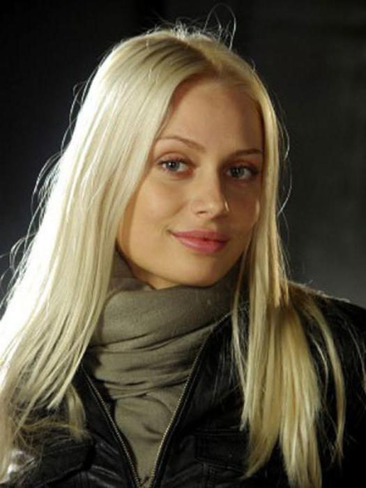 Российские актрисы блондинки