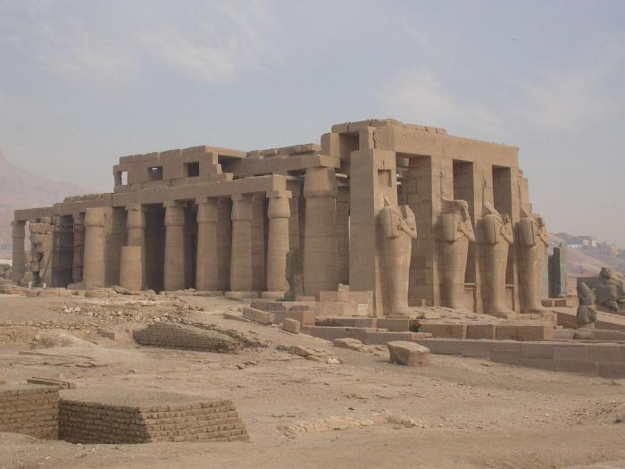 мифы и религия древнего египта