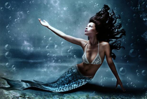 Как стать русалкой с силой? Жизнь русалок