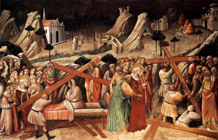 православный праздник воздвижение креста господня