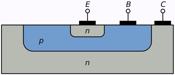 биполярные транзисторы схемы включения
