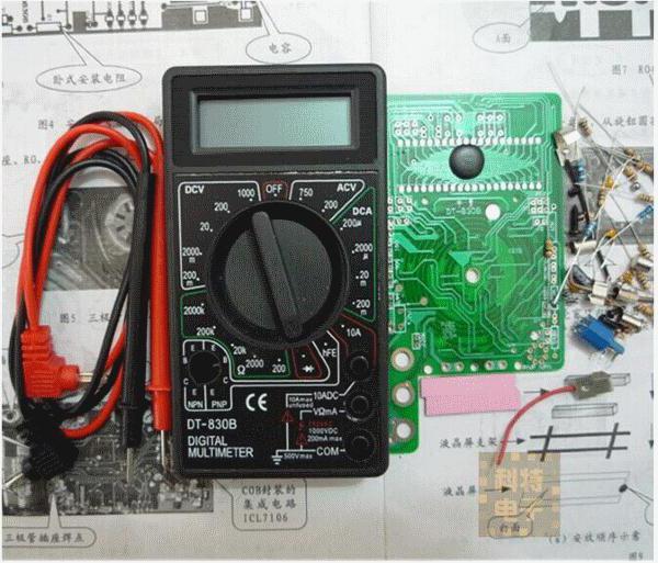 Мультиметр Dt 830B Инструкция С Подробным Описанием