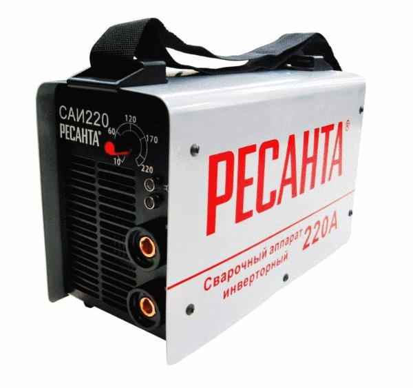 Resanta SAI-220 - incelemeler. Kaynak inverteri Resanta SAI-220 64