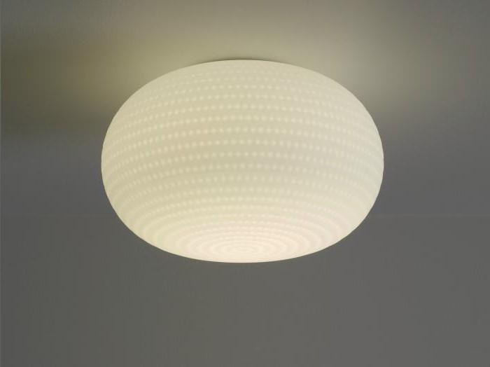 светильники светодиодные потолочные накладные круглые