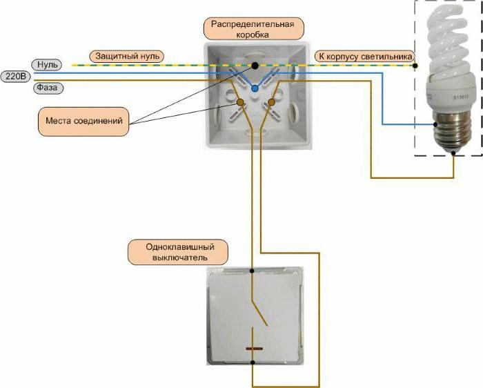 схема подключения проводов на материнке