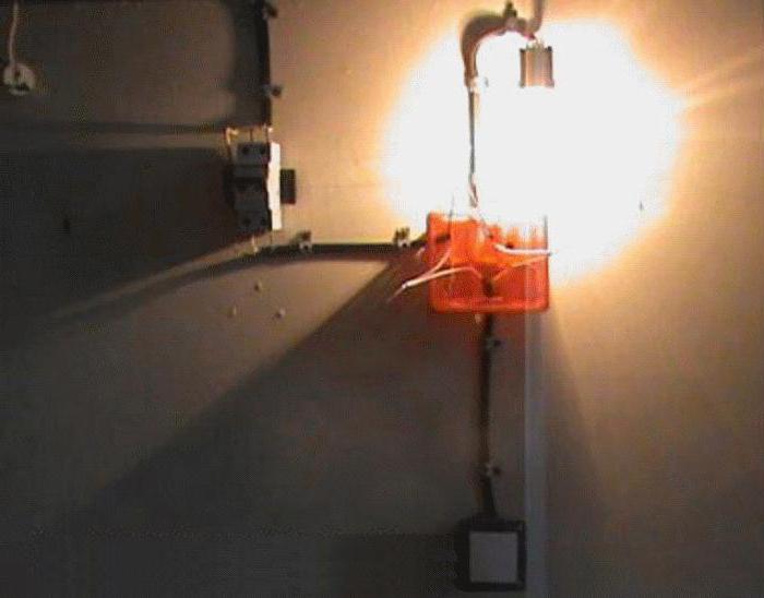 Как подключить выключатель для двух ламп