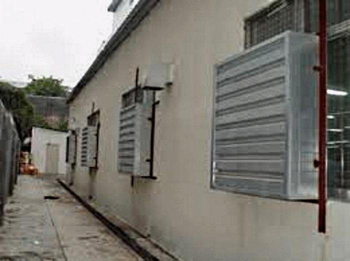 вытяжные оконные осевые вентиляторы