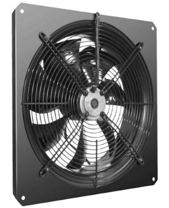 вентилятор осевой вытяжной