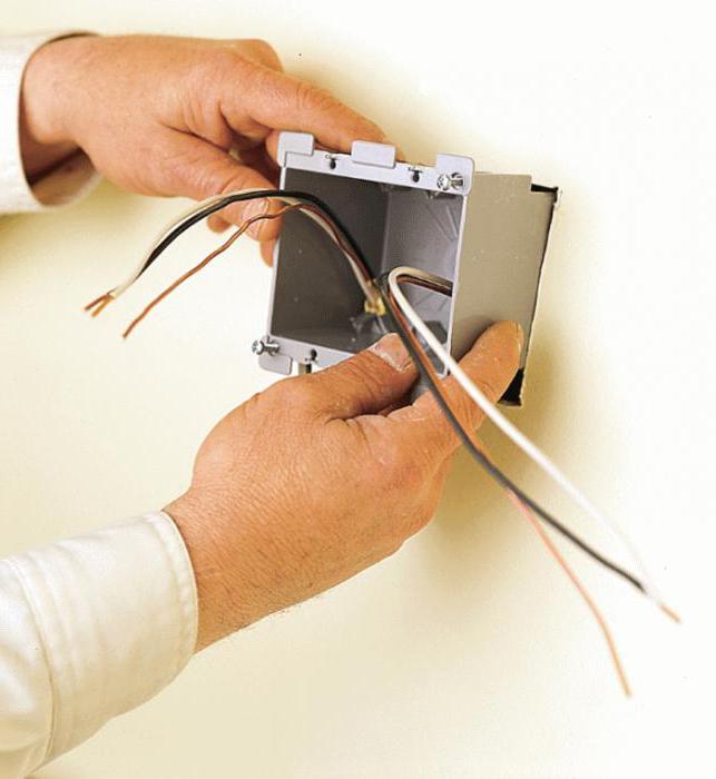 подключение розеток и выключателей своими руками