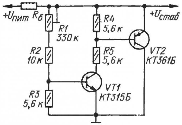 062Как подключить к микроконтроллеру нагрузку  GetChipnet