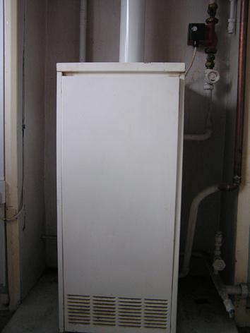 автономное отопление частного дома газом